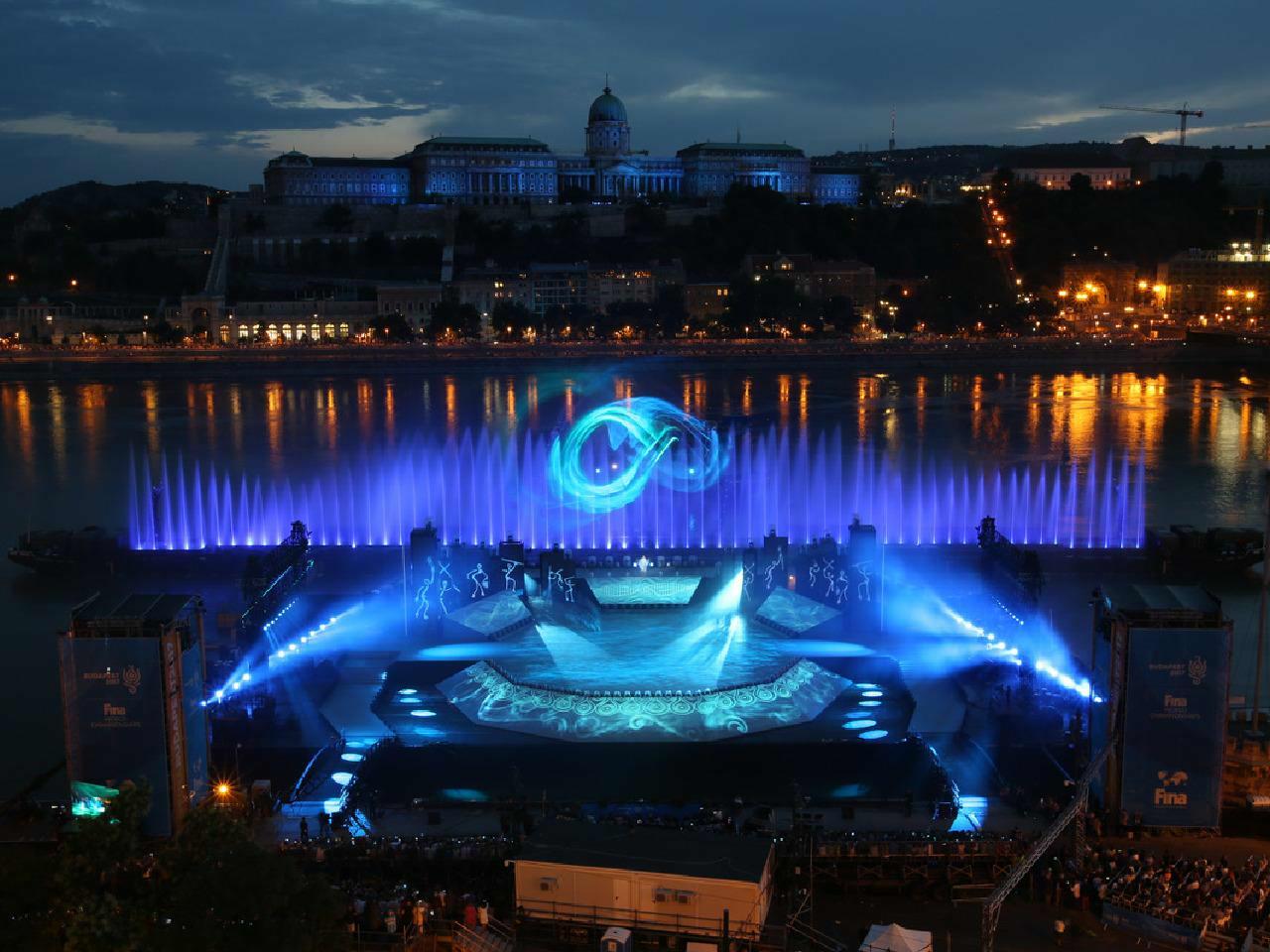 17th FINA World Aquatic Championships